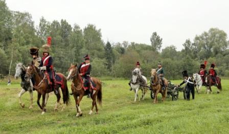Французская конная артиллерия - клуб Легион